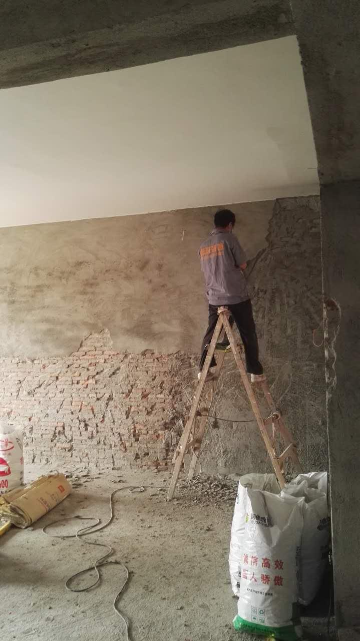 富丰君御在建工地之基础工程