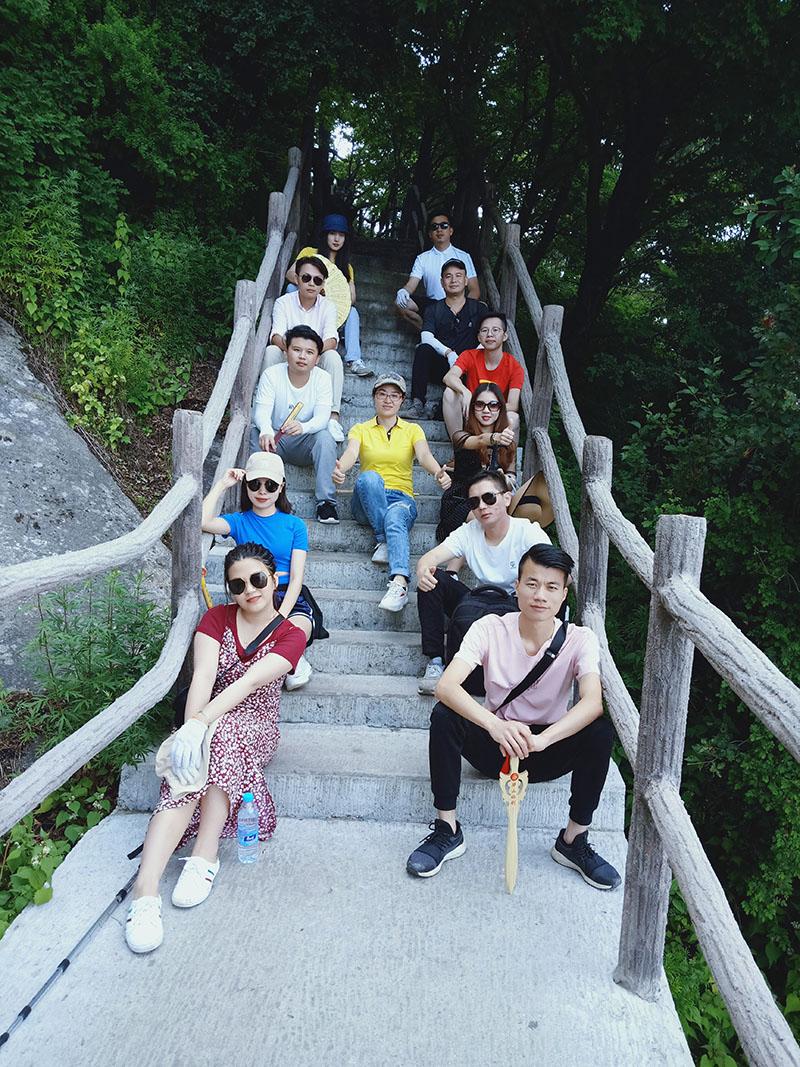 陳小艷跟她的設計團隊